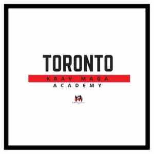 Toronto Krav Maga Academy. Red and Blck.