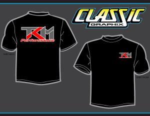 TKM Black/Red T-Shirt