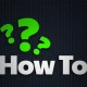 How To Video Series