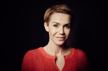 Olga Bołądź / actress