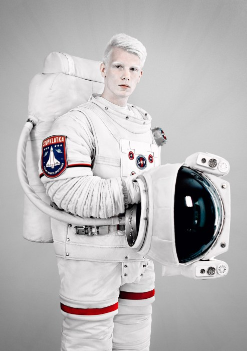 Astronaut / Stopklatka TV ads