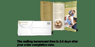 Brochure Printing & Mailing