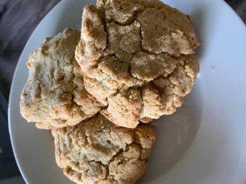 Paleo Biscuits Kimmy's Kitchen