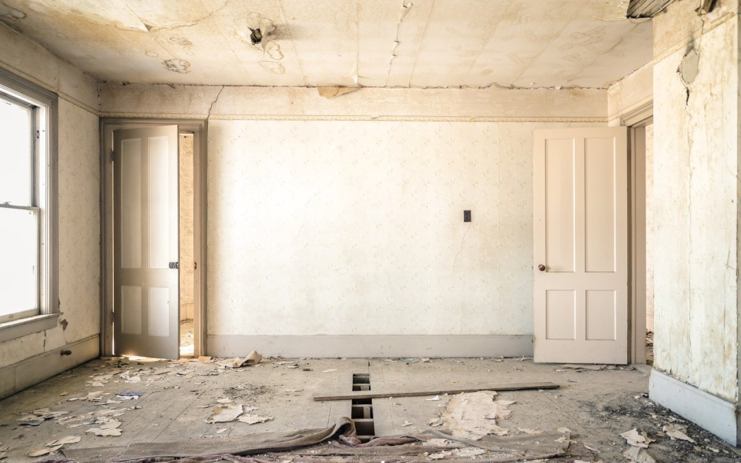 It's just a blank wall! – Surveying the walls inside a property