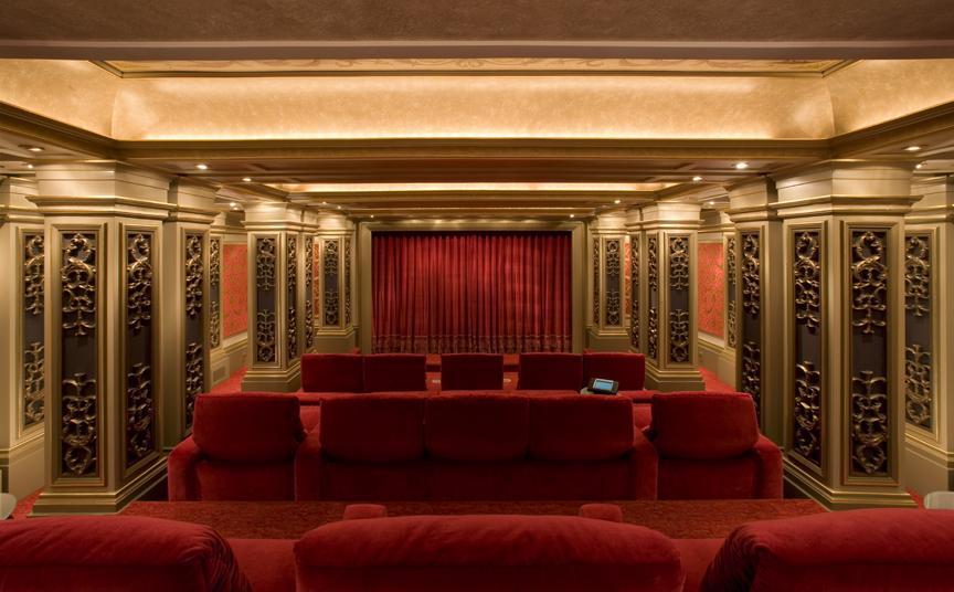 TK Theaters Portfolio