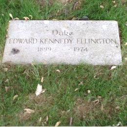 Gravesite - Duke Ellington