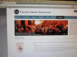 TLA's dynamic new website