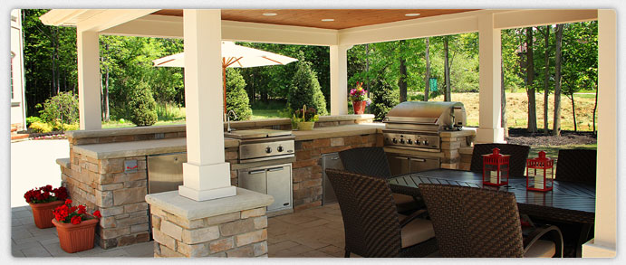 outdoor kitchen cost amazon bar stools how much does an to build the on depends upon your taste and expectations