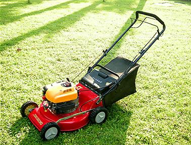 5 lawn mowers tool box