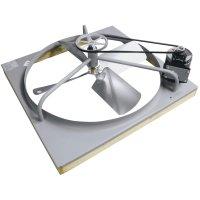 High velocity floor fan chrome 64, whole house fan 4500 ...