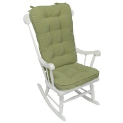 Comfortable Rocking Chair Upholstered Modern Dining Chairs 5 Best Fabric  As You Wish Tool