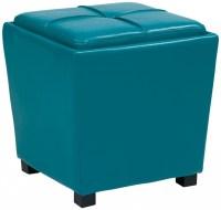 5 Best Blue Storage Ottoman   Tool Box