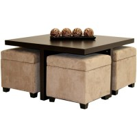 5 Best Coffee Table With Stools  A perfect fit | Tool Box