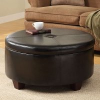 5 Best Large Round Ottoman  Choose the best for yourself