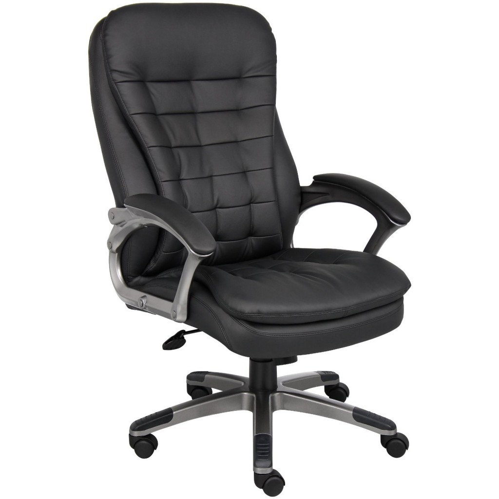 tufted desk chair no wheels aeron lumbar support 5 best executive office chairs  your is worth it