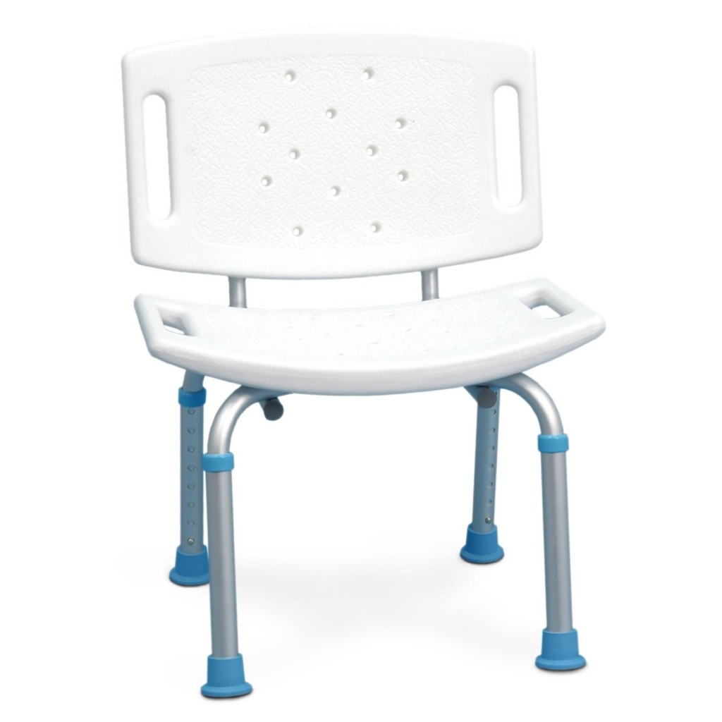 5 Best Shower Chair with Arm and Back  Feel secure and