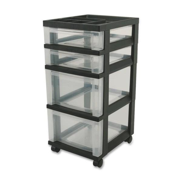 5 Rolling Organizer Cart Excellent Storage Solution