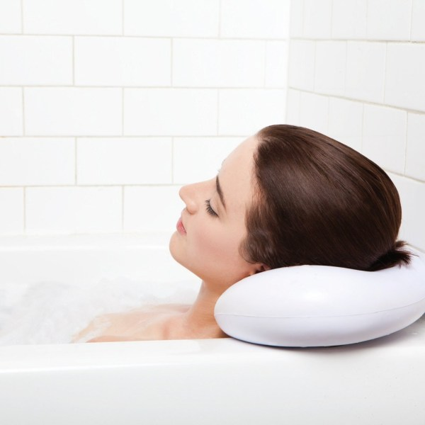 5 Spa Bath Pillow With Suction Cups Enjoy Luxurious