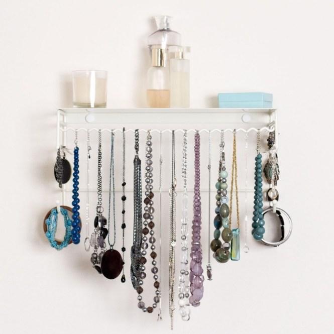Charming Ideas Wall Mirror Jewelry Armoire Splendid Belham Living Lighted Locking Quatrefoil Mount Simple Decoration