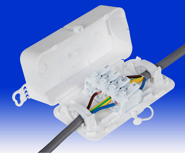 Junction Box Wiring Diagram Junction Boxes Amp Magic Gel