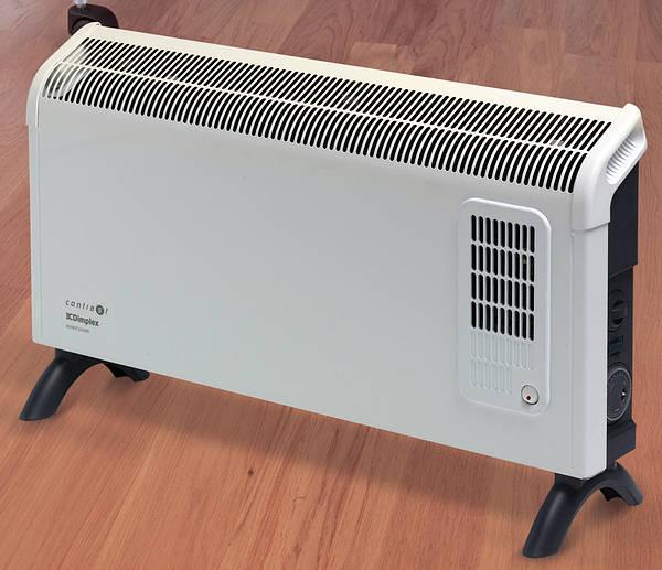 Dimplex DXC30FTi Contrast  3kW Convector Heater cw Timer  Fan