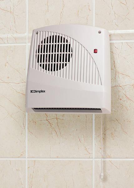 Bathroom Heater Fan Combo