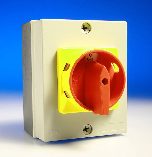 30a Fuse Box 20 Amp Tp Amp N Rotary Isolator Insulated Weatherproof Ip65