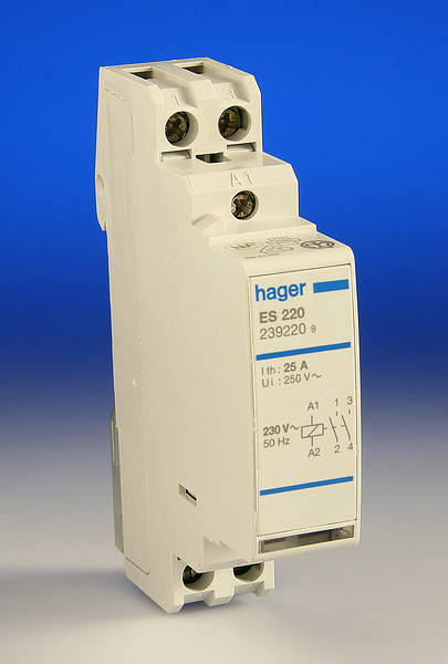 20 Amp 2 Pole Contactor