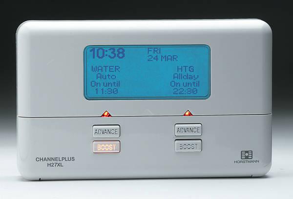 Wiring Diagram Central Heating Programmer