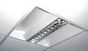 Recessed 600 x 600 Modular Fluorescent Fittings