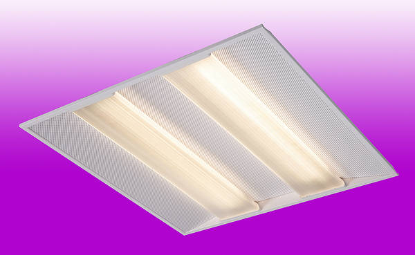 Recessed 600 x 600 Modular Fluorescent Fittings