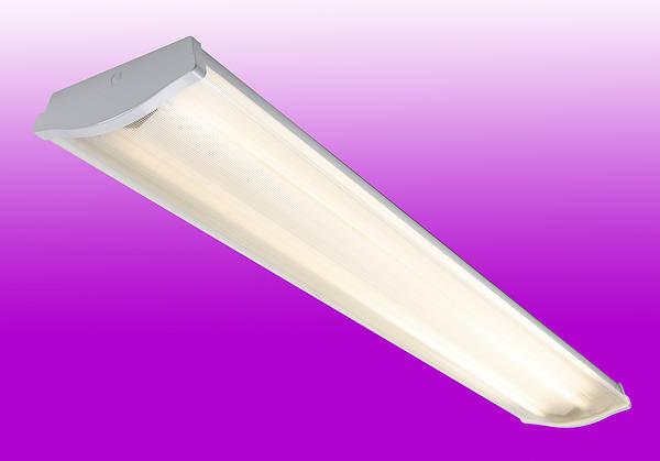 Surface Modular Fluorescent Fittings