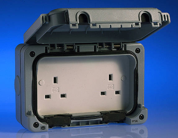 Wiring Double Outlet