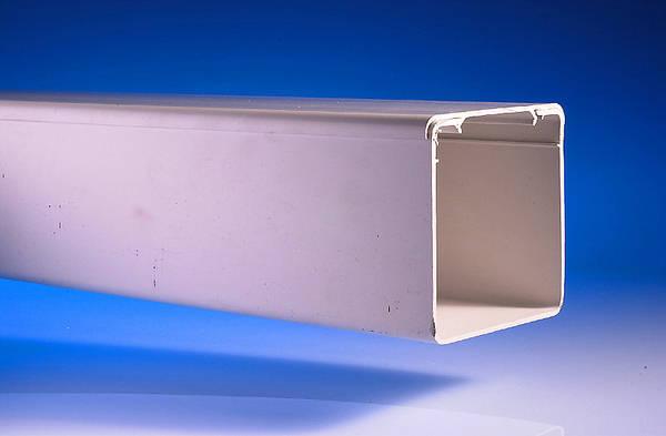 100mm x 100mm PVC Trunking  3mts  MX 4