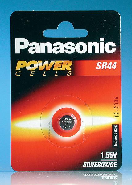 155 volt Silver Oxide Battery  SR44