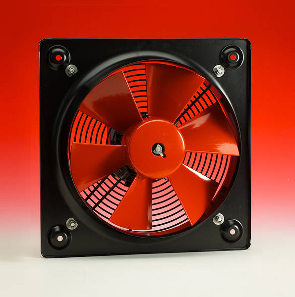 400mm Compact Plate Axial Fans  IP65