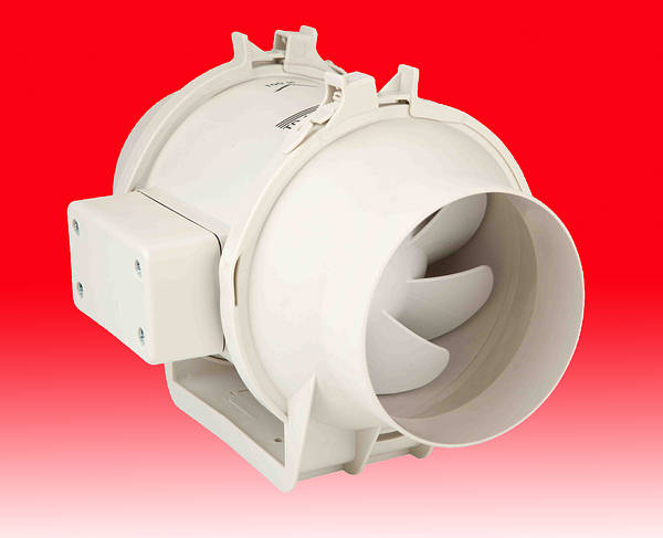 Bathroom and Shower Extractor Fans