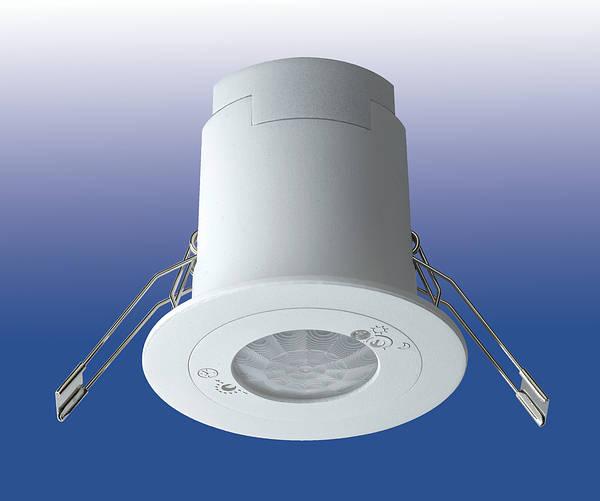 360 Ceiling Flush Mount PIR Occupancy Switch