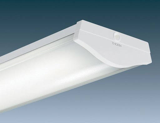 5ft Twin 58w HF Diffusalux Fluorescent Fitting  Opal