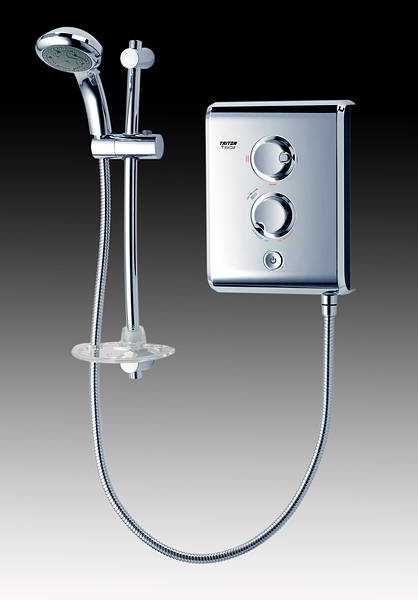 Triton T80Z 95kw Electric Shower Chrome