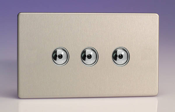 2 Gang 3 Way Dimmer Switch