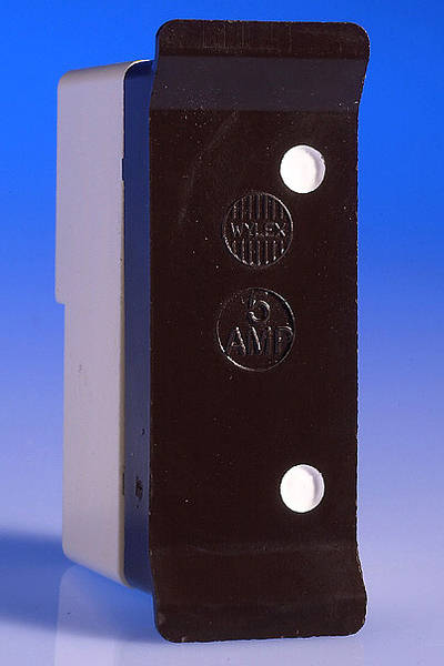 5 Amp Rewireable Fuse Carrier and Base