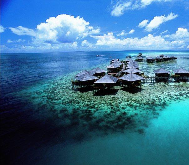 Sipadan Water Village Resort - TLC.MY