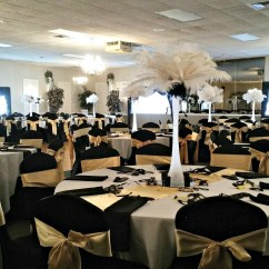 Chair Cover Rentals Jersey City Nj Intex Inflatable Lounge With Ottoman Reviews The Grand Banquet Hall T Andl Catering Leon 39s