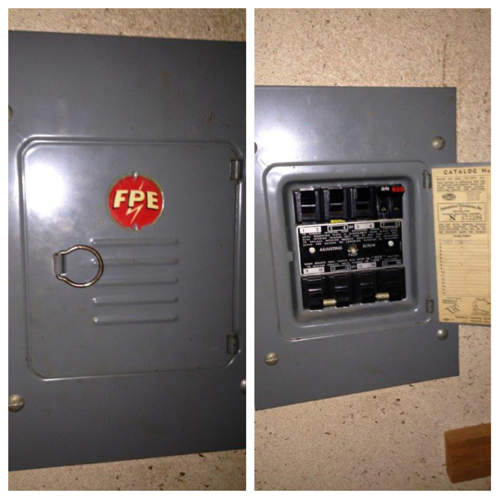 hight resolution of federal pacific electrical panel fpe