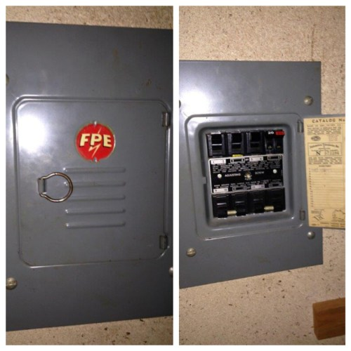 small resolution of federal pacific electrical panel fpe