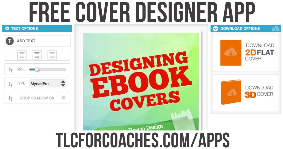 free ebook cover designer