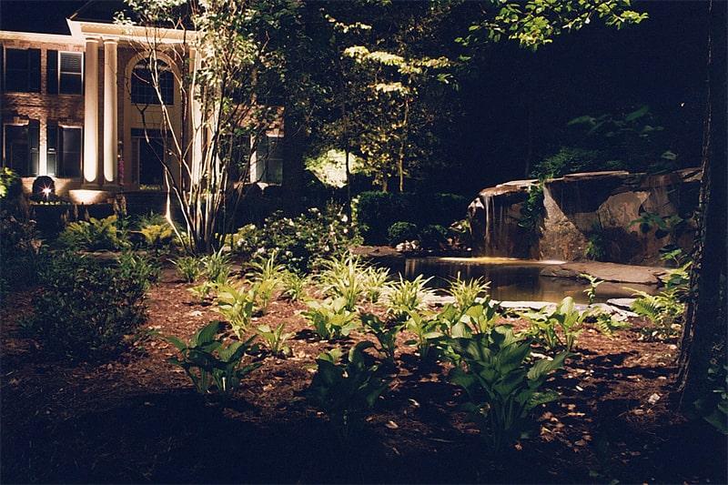 Landscape Lighting 4