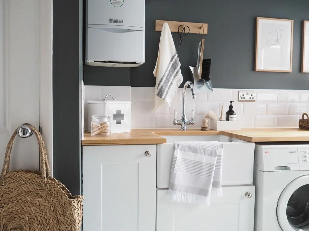 cheap laundry room design ideas