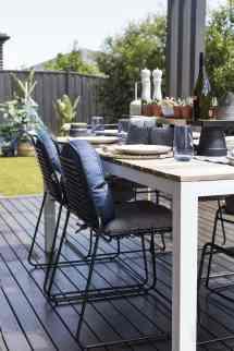 Budget Backyard Revamp Kmart Outdoor Furniture